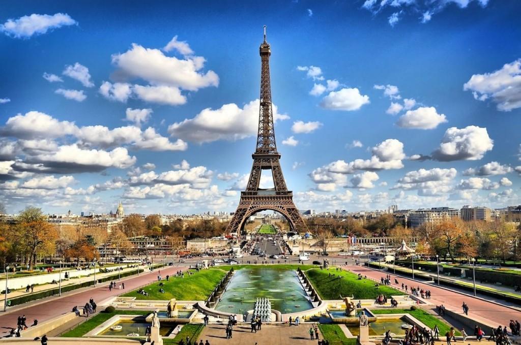 رحلة باريس