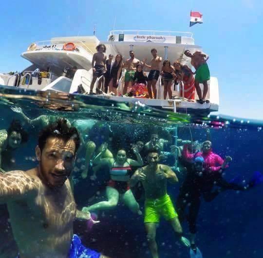رحله شرم الشيخ طوال الصيف فندق شرم كليف – 4 نجوم اكوا بارك خليج نعمه